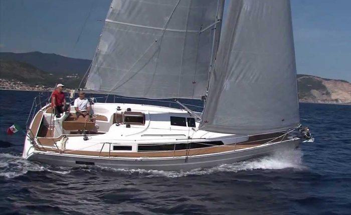 Bavaria 33 Cruiser Sailing Yacht