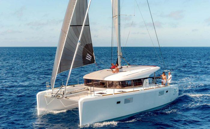 Lagoon 390 Catamaran