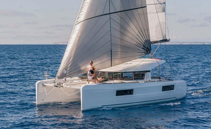 Lagoon 400 Catamaran
