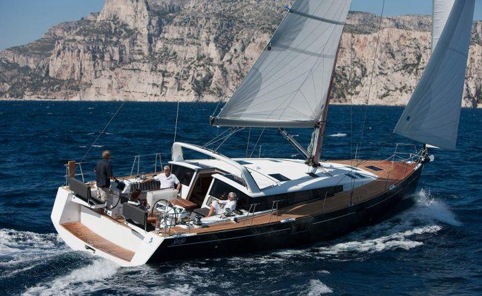 Ocean Star 56,1 Sailing Yacht