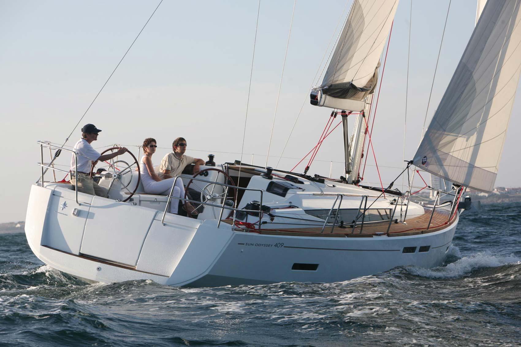 Sun Odyssee 409 Sailing Yacht